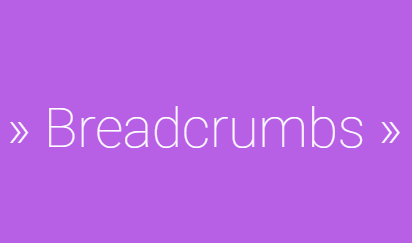Adding Breadcrumbs to the Divi Builder